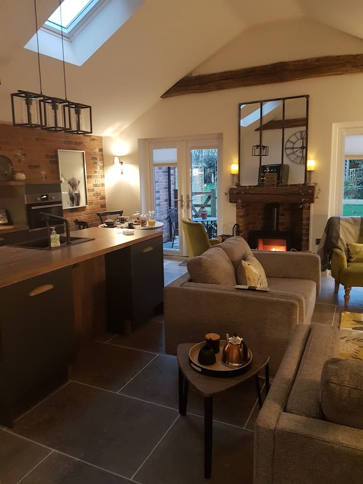 The Howlands' Guest Annexe  Home away from Home