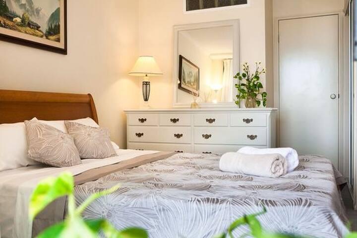 Private En Suite + Hotel Facilities + Free Parking