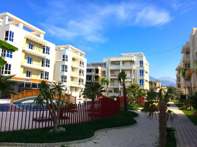 Апартаменты 1+1 Natali Tirana Resort