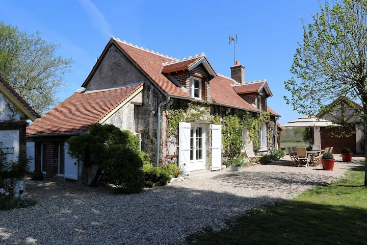 "Gite ""Le Montillon""  Chambord, Beauval, Cheverny"