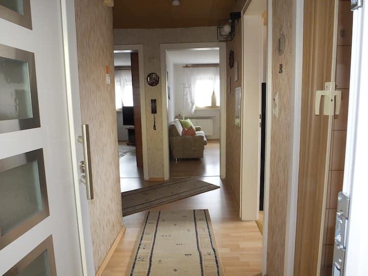 neue 3-Zimmer-FeWo mit vollwertiger Küche