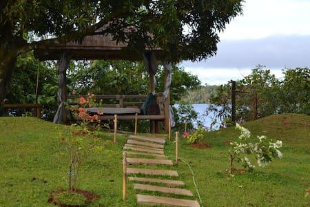 GreenValley2...serene island - Cavinti - Hut