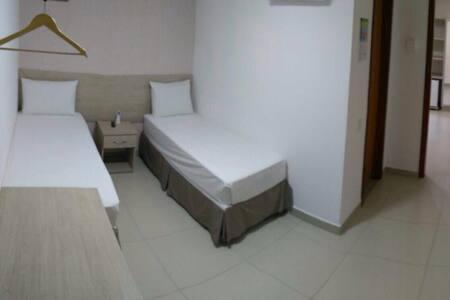 Apartamento no Hotel Fazenda China Park