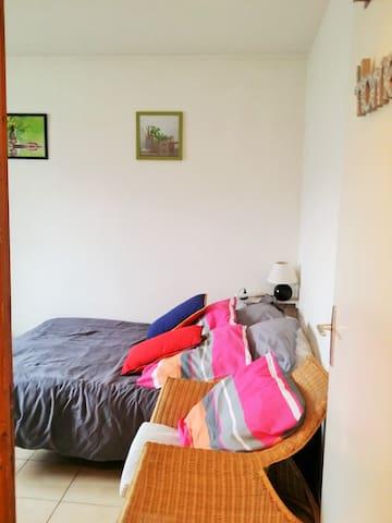 Perfect Location & Indepedent flat - Ornex - Departamento
