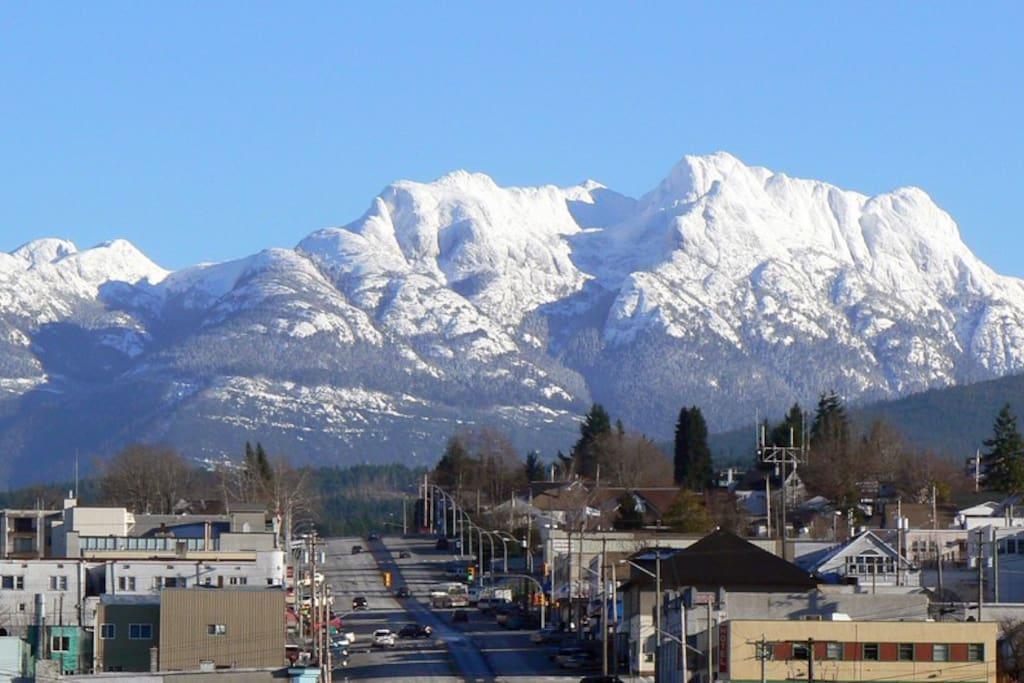 Mt. Arrowsmith...Majestic in all seasons
