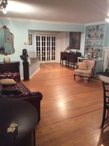 Peaceful, Private Room in Historic Northport - Northport