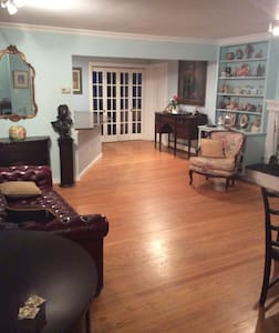 Peaceful, Private Room in Historic Northport - Northport - Dom