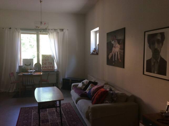 The best part of Södermalm! - Estocolmo - Apartamento