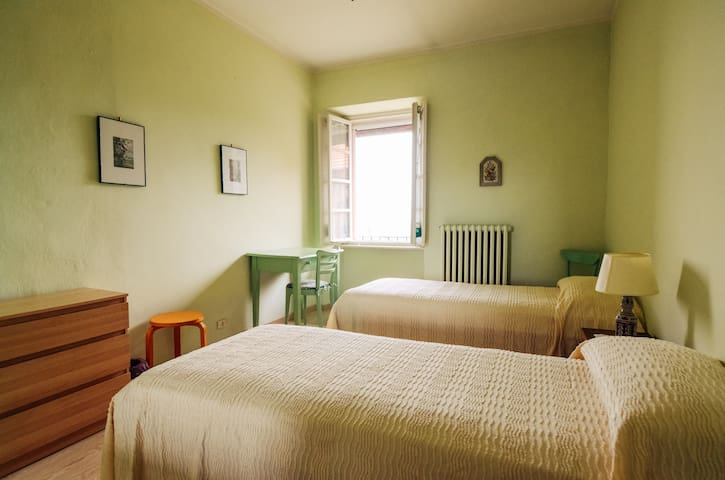 Cascina Paraccia - Camera Verde - Villarbasse - Bed & Breakfast