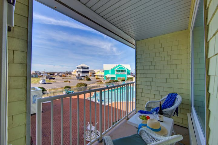 Villas at Hatteras Landing-- 3 night stays all year!