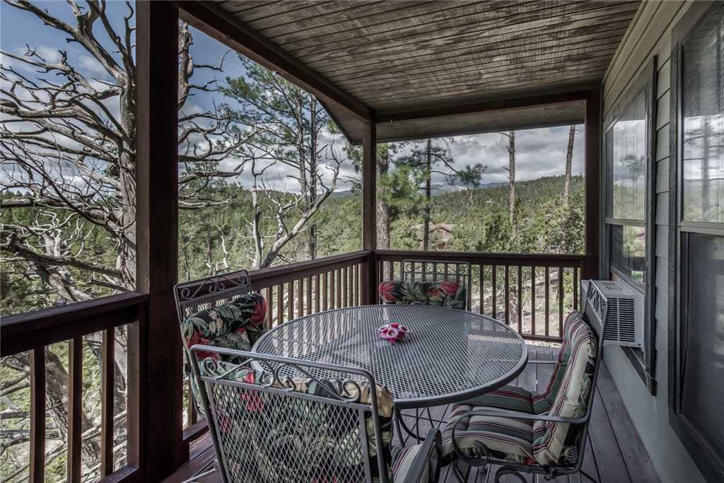 You will love the deck! - The beautiful deck, complete with nature and mountain views, is an all-time favorite!