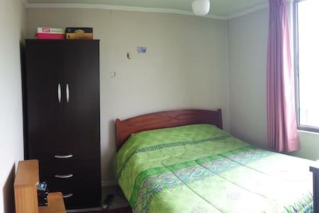 comfortable and quiet room for 1 or 2 - Ñuñoa - Byt