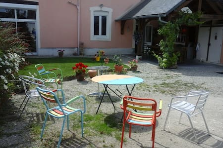 Chambre d'hote Yannick BOUTET - Marolles-les-Braults - Bed & Breakfast