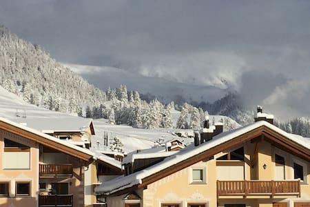 cool flat close to the ski slopes - Apartment