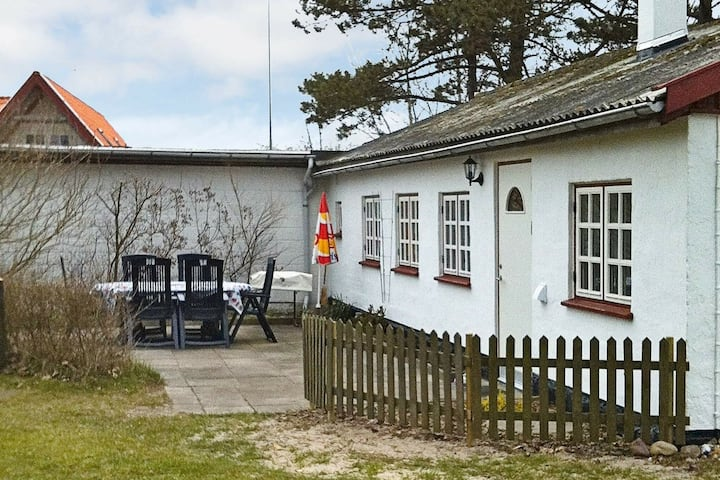 Vintage Seaside Holiday Home in Sydals