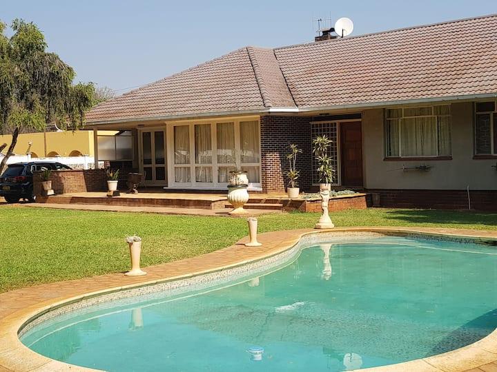 Warm & Spacious Home in Quiet Suburb