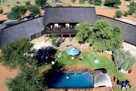 West Nest Lodge - Luxury chalet - Gobabis - Chalet