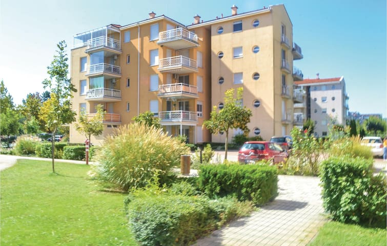 Holiday apartment with 1 bedroom on 45m² in Siófok