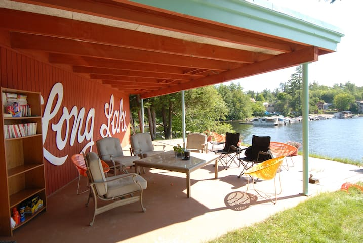 Motel Long Lake [private room]