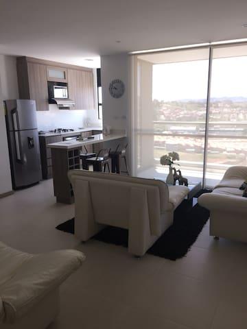 Hermoso apartamento en Rionegro
