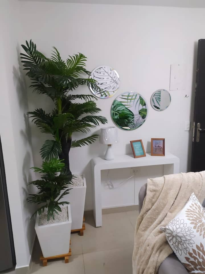 Moderno Apartamento Amoblado, estilo Loft, Central