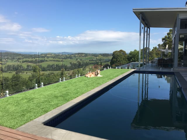 Stunning Home in the Yarra Valley