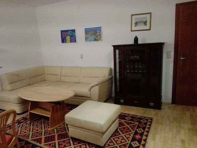 Wohnung in Privathaus