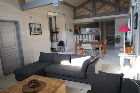 Maison avec Jardin au calme - Orx - Casa