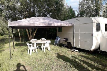 Camping à la ferme Calme et pleine nature au rdv !