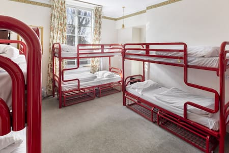 Bed in 8-Bed Mixed Dorm with Ensuite Bathroom