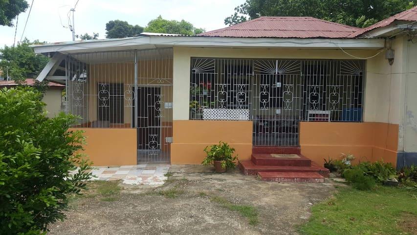 Ruby's Rising Sun Villa - Ocho Rios - House