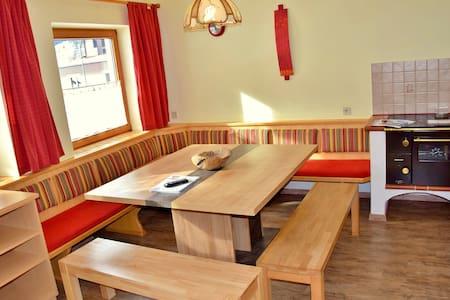 Großes Apartment für 12 Personen in Tirol, Oberau - Oberau