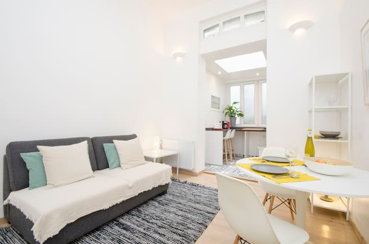 Lovely apartment in brussels center
