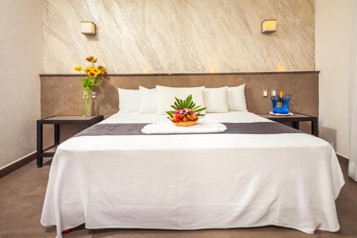 Intimate Junior Suite Standard At Playa Del Carmen
