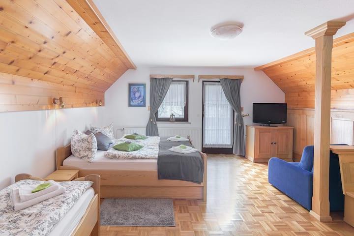 🍀 Charming Updated Apartment/breakfast/near lake