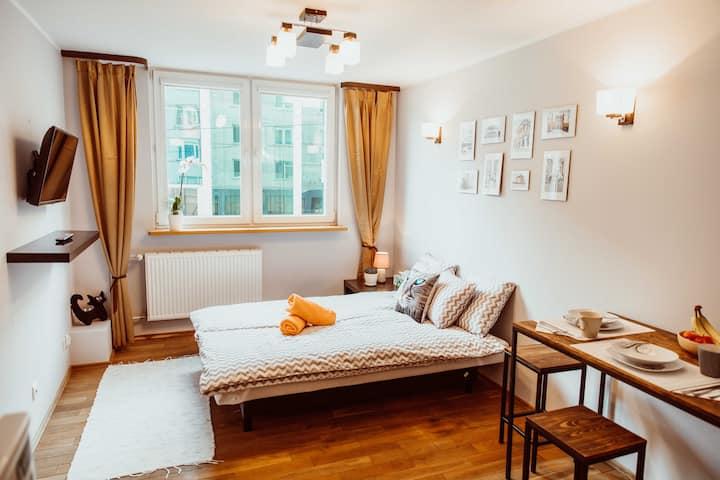 Apartment in Downtown Wrocław (Rynek) Szewska