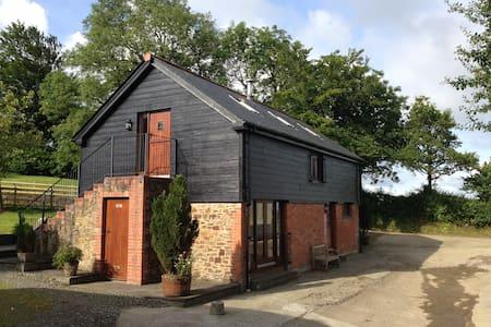 The Barn @ Southcombe Farm - Devon - Casa