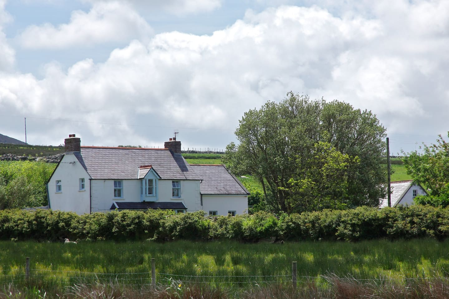 Traditional Cottage in a beautiful rural setting.