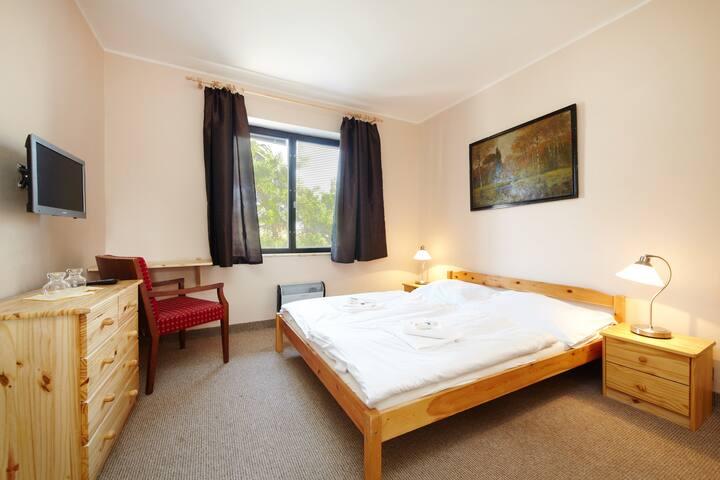 Levné ubytování hotelového typu - Praga - Bed & Breakfast