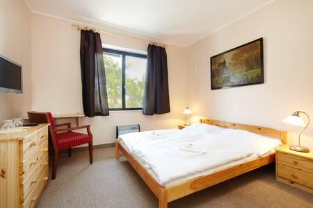 Levné ubytování hotelového typu - Praga