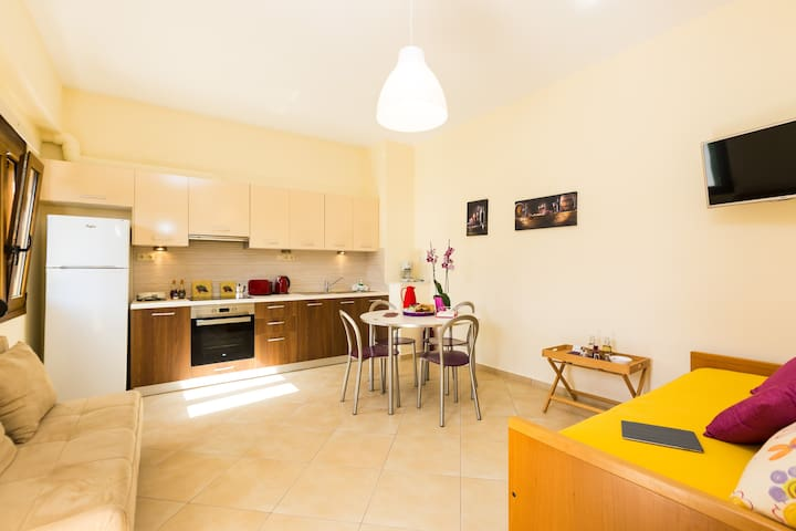 Eleonas Apartments - Wine Apartment - Prines - Daire