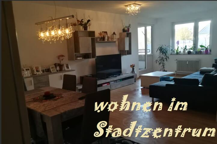In the middle of Trier! Big City-Appartement!
