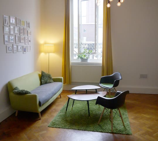 Stylish apartment in the heart of Liverpool - Merseyside - 公寓