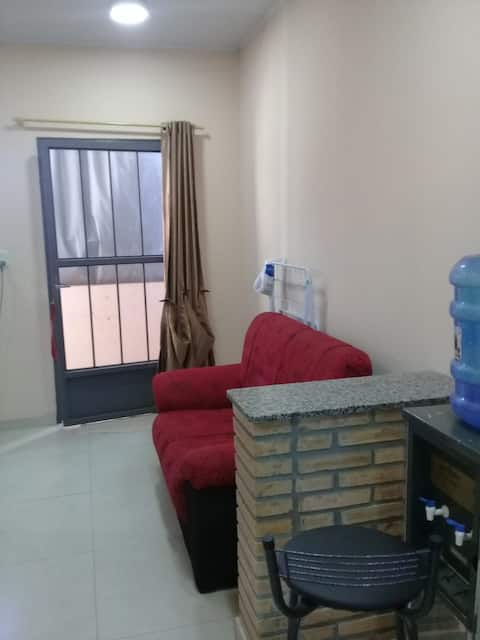 Apartamento amoblado en Ciudad del Este