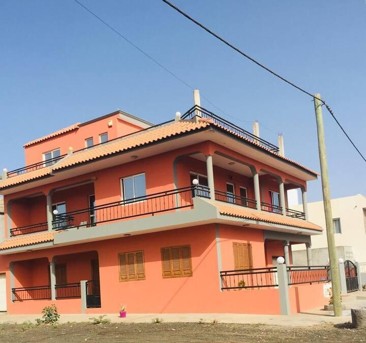 Tarrafal House