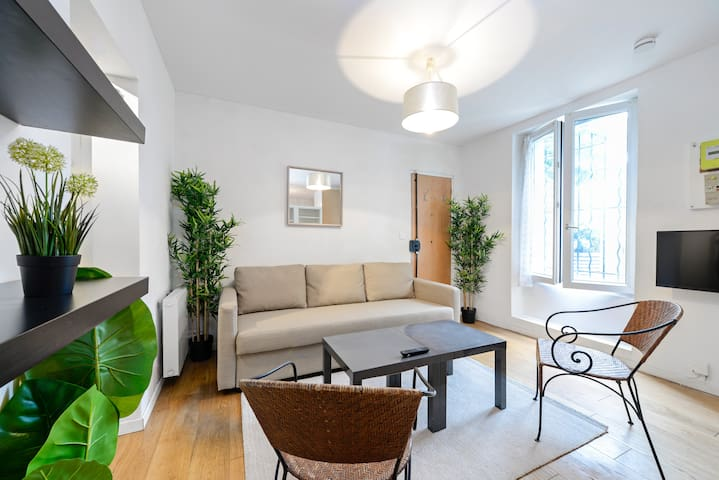 ☀ beauty accommodation for 4 people in Paris☀