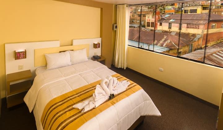 hotel kaaro puno, habitaciones privadas