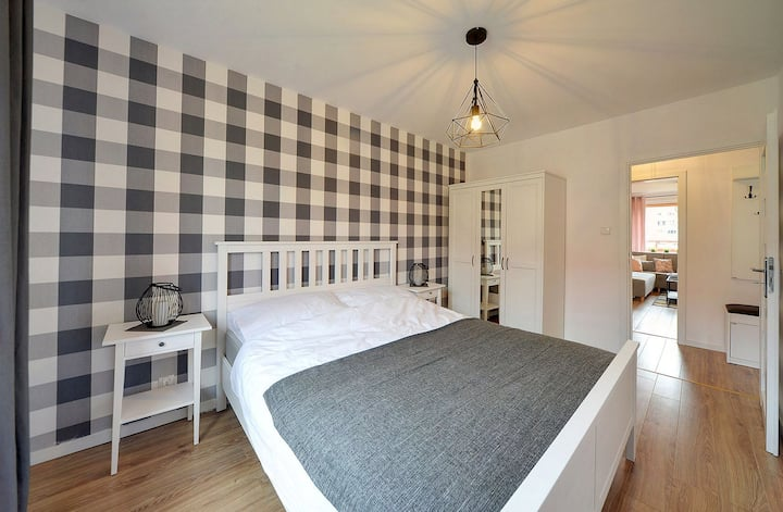 Apartament Pastelowy Apart - Invest