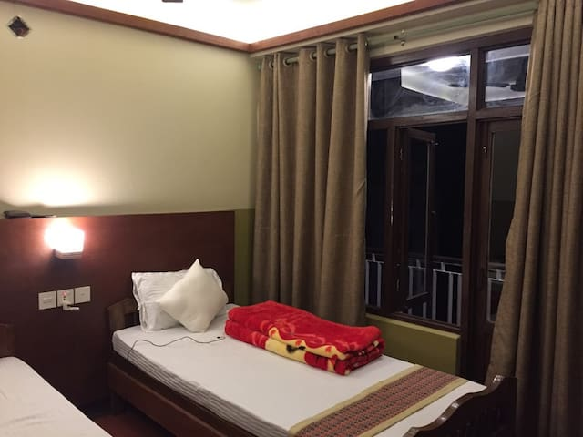 Hotel Rooms in City Center, Tansen Palpa