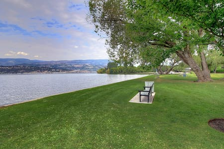 Whole Home Seconds from the Beach - Kelowna - Haus